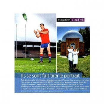 Portrait Presse Site Web